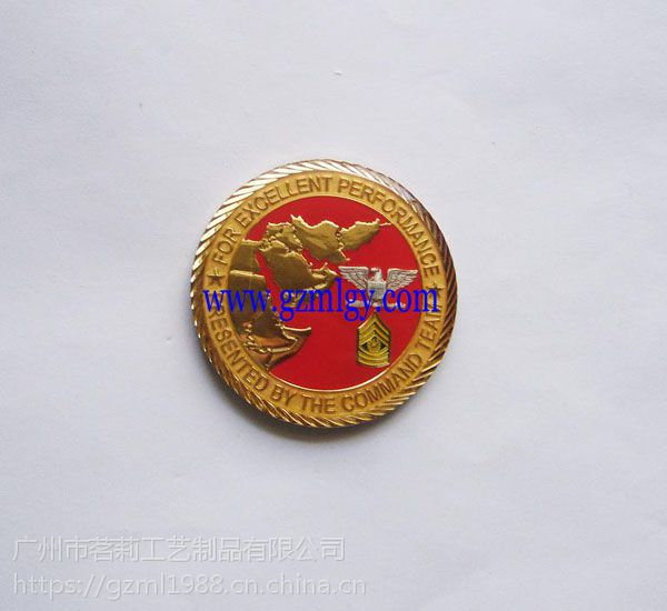 世界气象节纪念币定做厂家按图设计纪念币订制厂