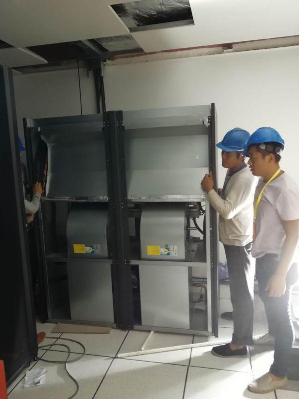 江苏机房用恒温恒湿空调系统安装