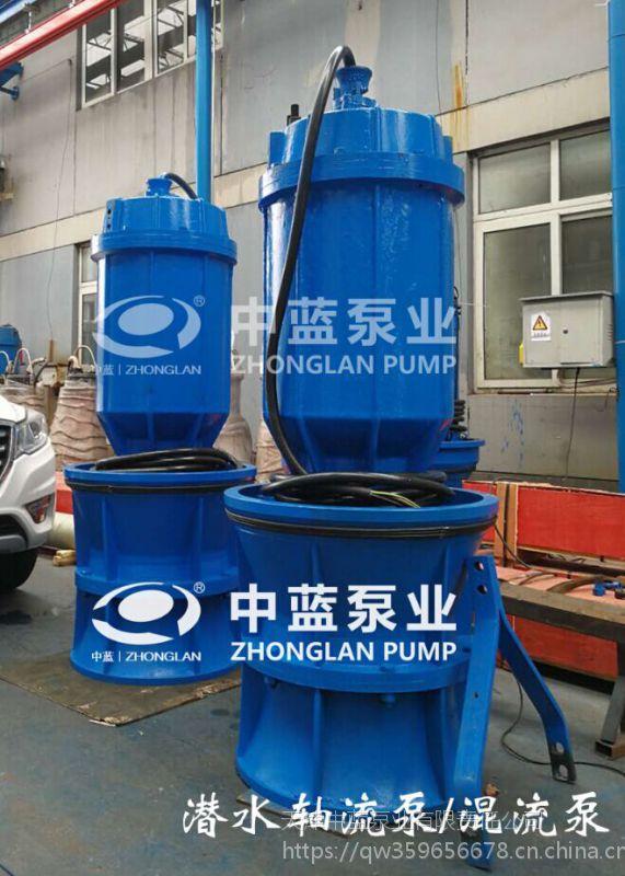 轴流泵安装方式/轴流泵安装形式