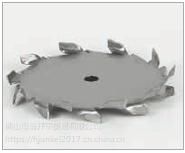 重型不銹鋼分散盤帶16mm孔口