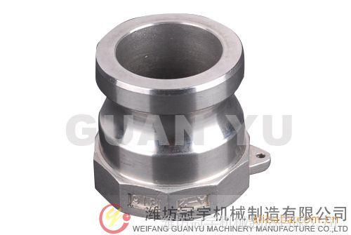 304/316材质快速接头 销售阀门管件快速接头 不锈钢接头