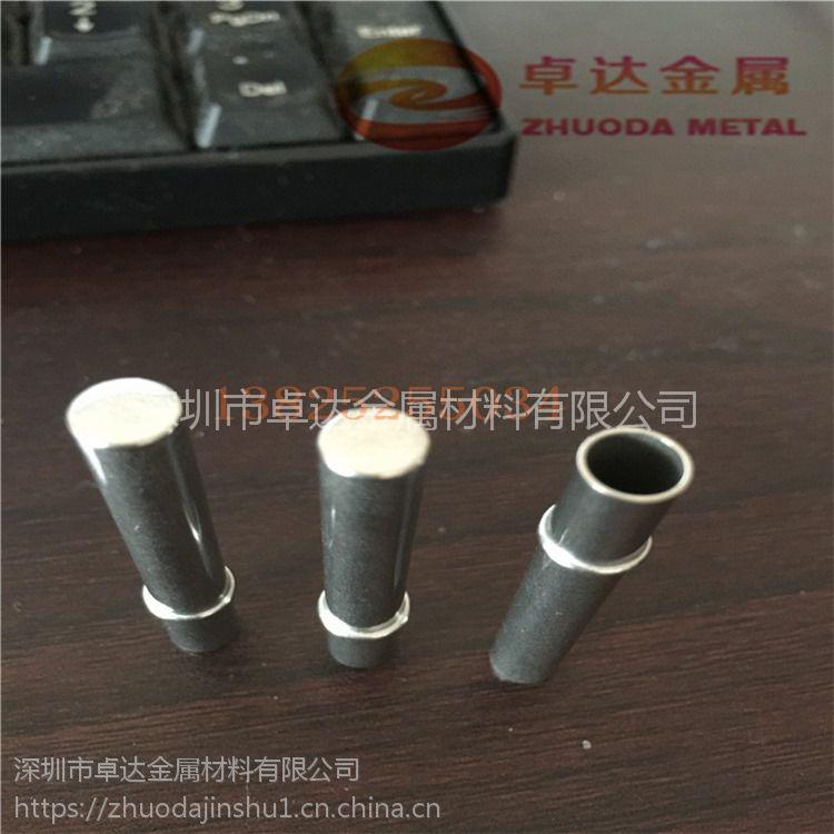 加工定做304不锈钢传感器套筒 温度传感器外壳