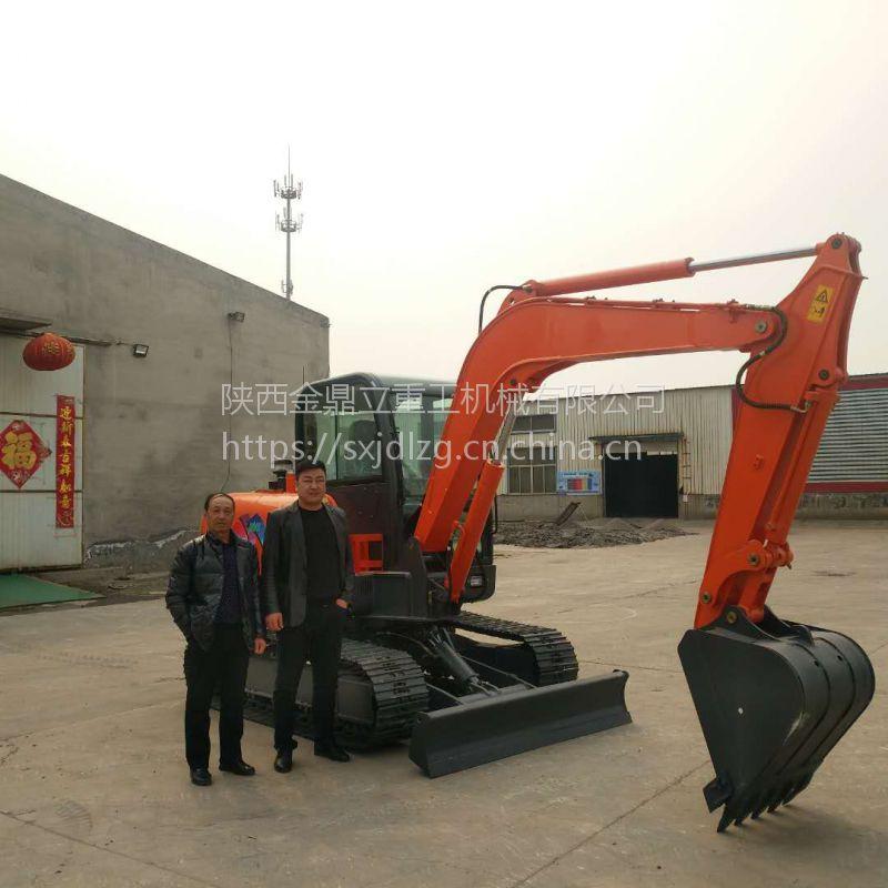 9吨的小型履带式挖掘机 金鼎立JDL90E钩机