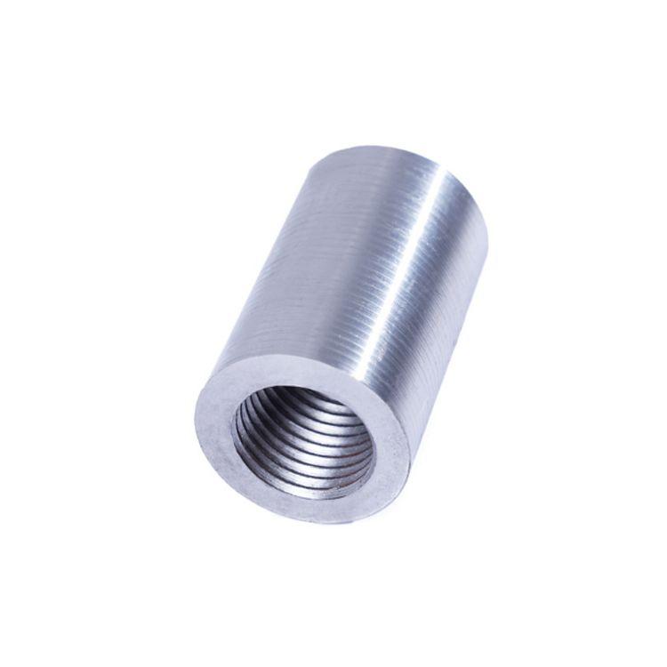 M18HRB500带钢印异径型钢筋连接套筒 直螺纹套筒 试拉包过