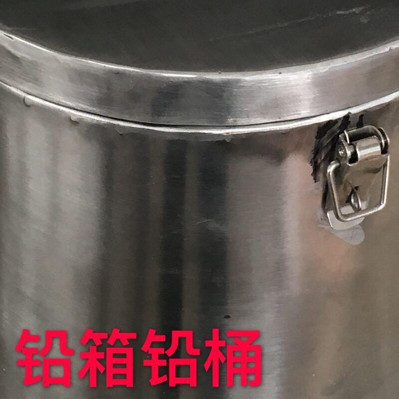 克孜勒苏柯尔克孜自治州防辐射铅罐库存足
