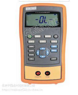 中西 热电偶校验仪 库号:M277401 型号:HD02-ETX-1814