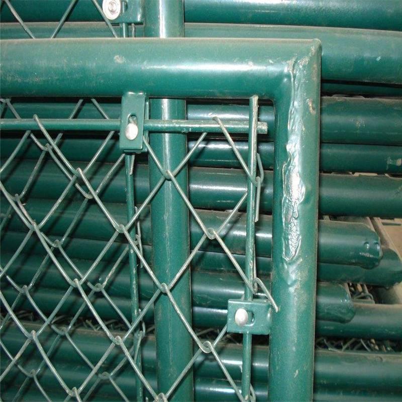 运动场隔离网 篮球场围网厂家 勾花网加工定做