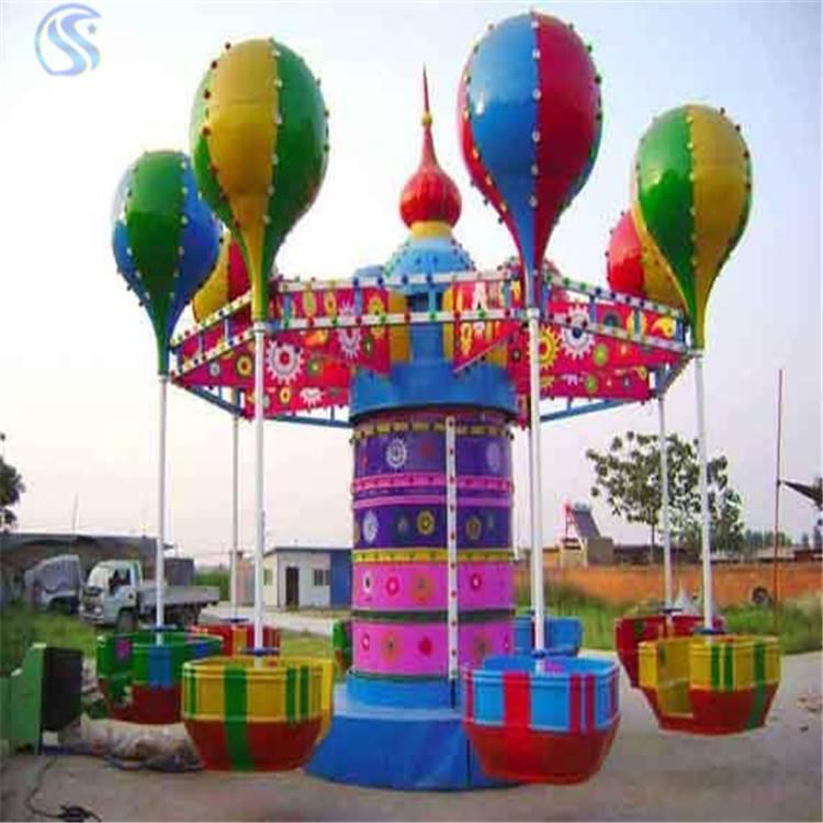 户外儿童游乐设备桑巴气球新型游乐设备厂家