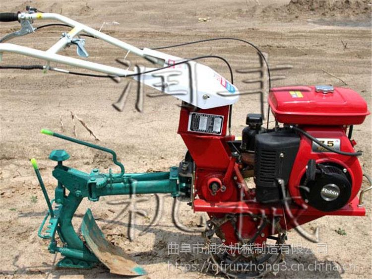 柴油培土松土机 轻巧灵活大葱起垄机 大棚管理机规格