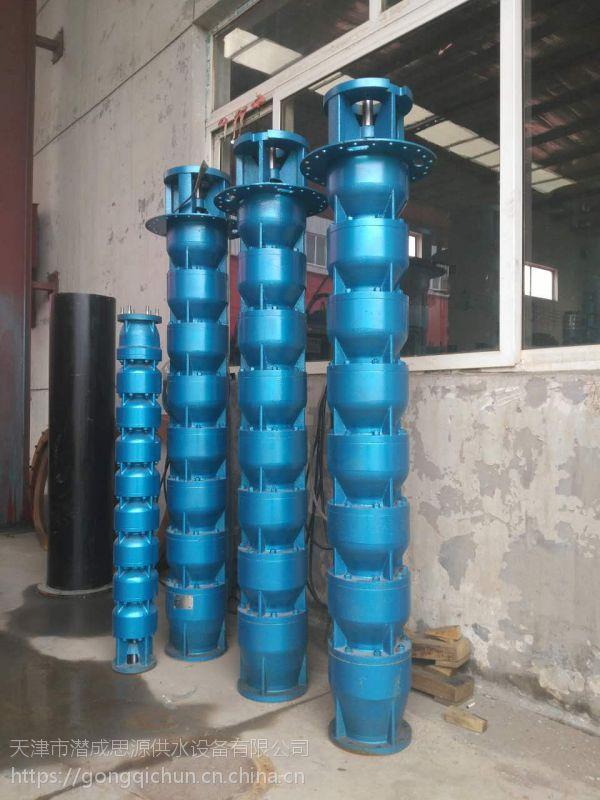 天津潜成泵业高效潜水深井泵信誉保证