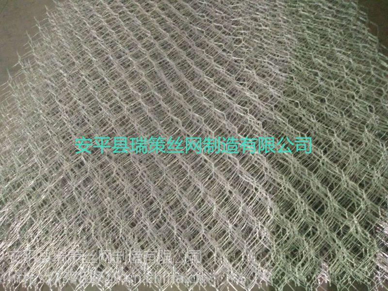 锌铝格宾网 石笼网雷诺护垫 覆塑格宾网护垫 PVC格宾网厂家直销