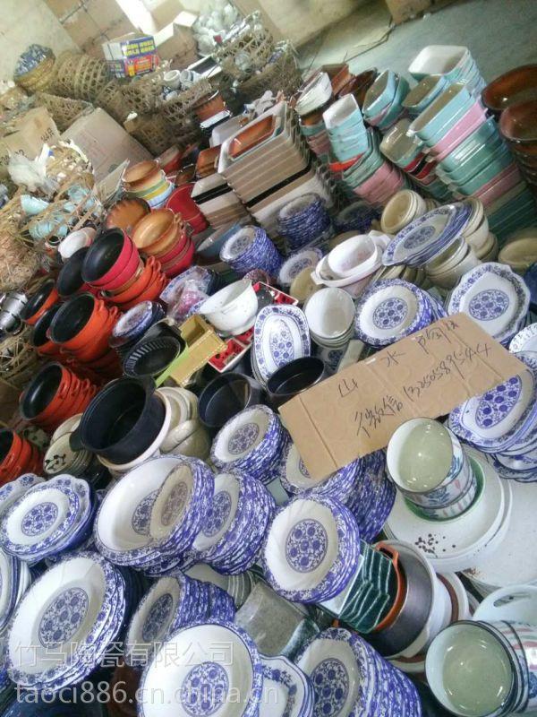 外贸库存陶瓷杂货批发10元3件外贸地摊陶瓷
