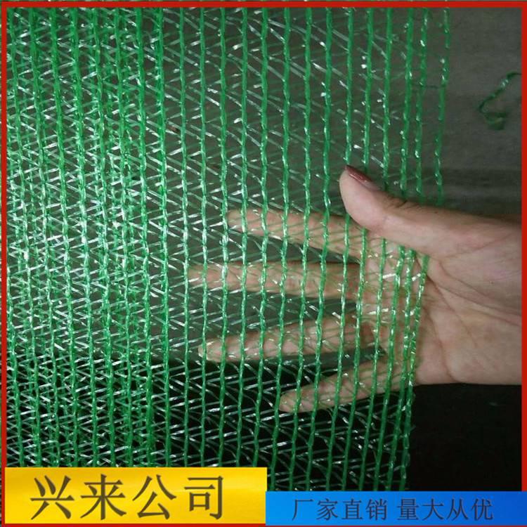 浙江盖土网 柔性盖煤网 防尘网厂家型号