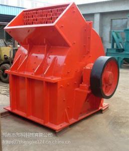 河南郑州郑科PC400X300型锤式破碎机优惠价格