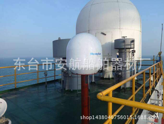 中电科航行开船可看 S380船用卫星电视天线