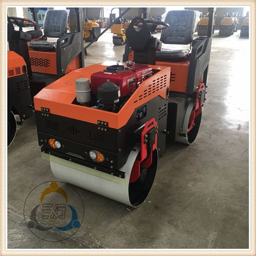小压路机 小型双钢轮压路机优质耐用