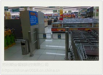 江阴摆闸厂家 顺安智能科技 智能工地人脸识别摆闸考勤系统