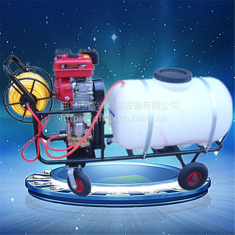 富兴风送式打药机 自走式喷雾器 新款农用打药机价格
