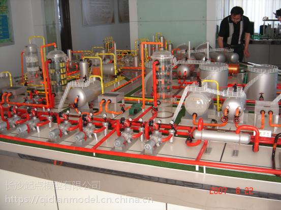 各种食品生产线工艺模型