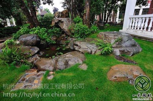 酒店会所景观公司|宁波酒店会所景观|杭州一禾园林景观
