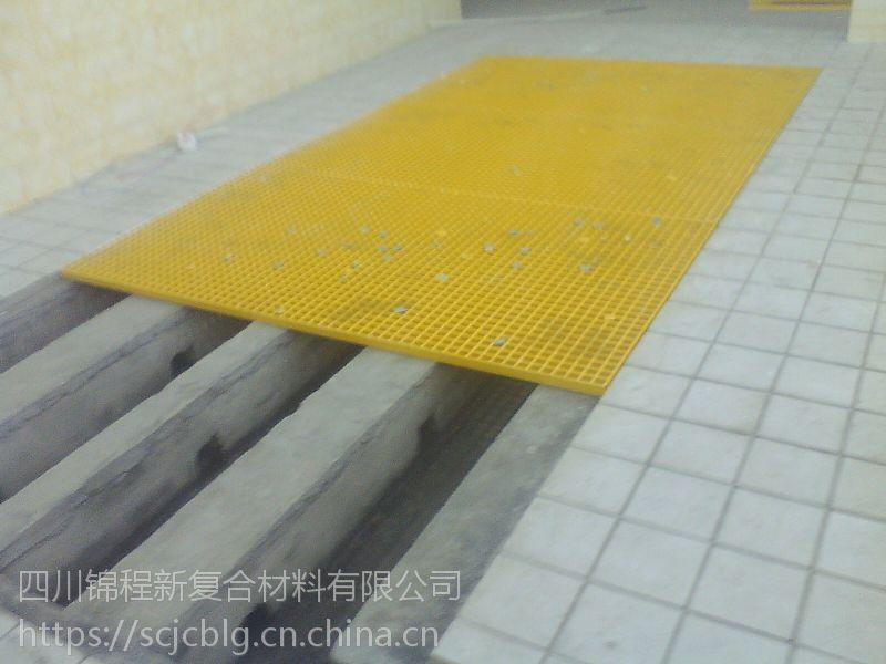 四川哪里有生产玻璃地沟钢盖板的厂家