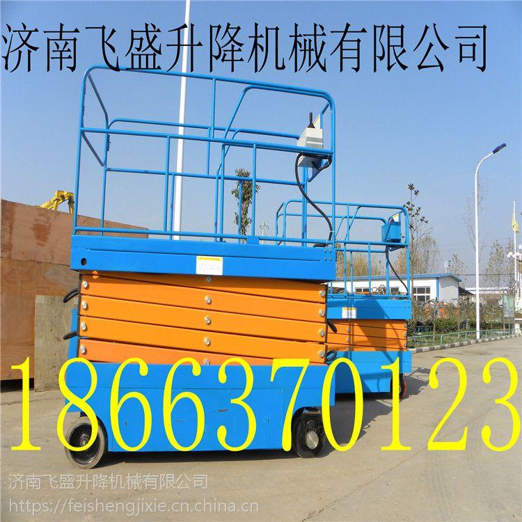 厂家直销邯郸升降机油压电动式济南飞盛机械制造