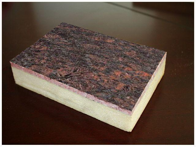 河北久建---薄石材保温一体板拥有专业的生产流水线