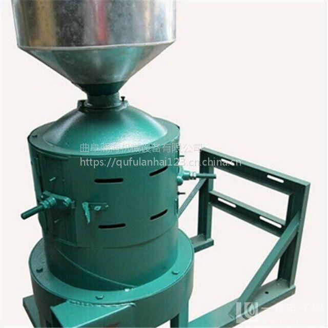 玉米棒子制糁机 碾米机参数 用途广泛碾米机