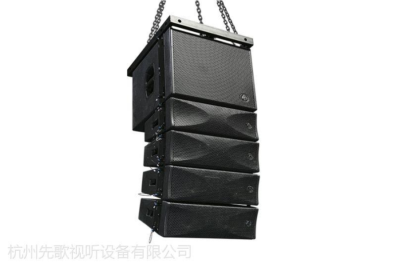 乐富豪Wharfedale双5寸线阵列音箱WLA-25