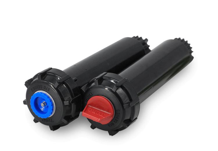 供应园林喷灌溉喷头4分dn15 180度喷头 360度可调角度 外内螺纹连接