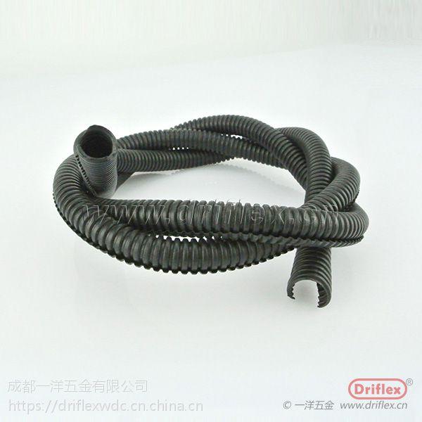 成都一洋五金公司 专业制造耐油耐酸耐腐蚀PA66阻燃 V0波纹套管