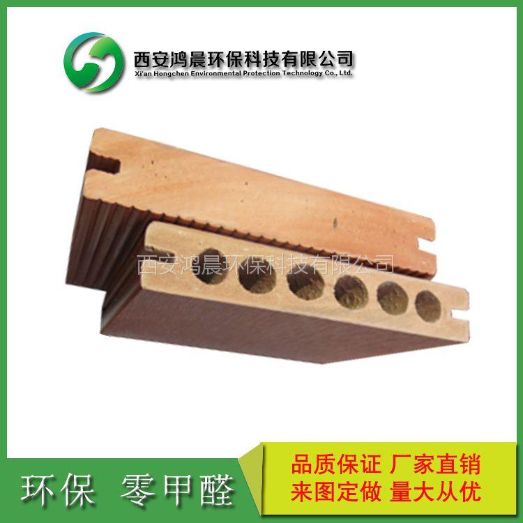 木塑地板 户外塑木PVC地板 环保零甲醛阻燃防裂防潮不变形可定制