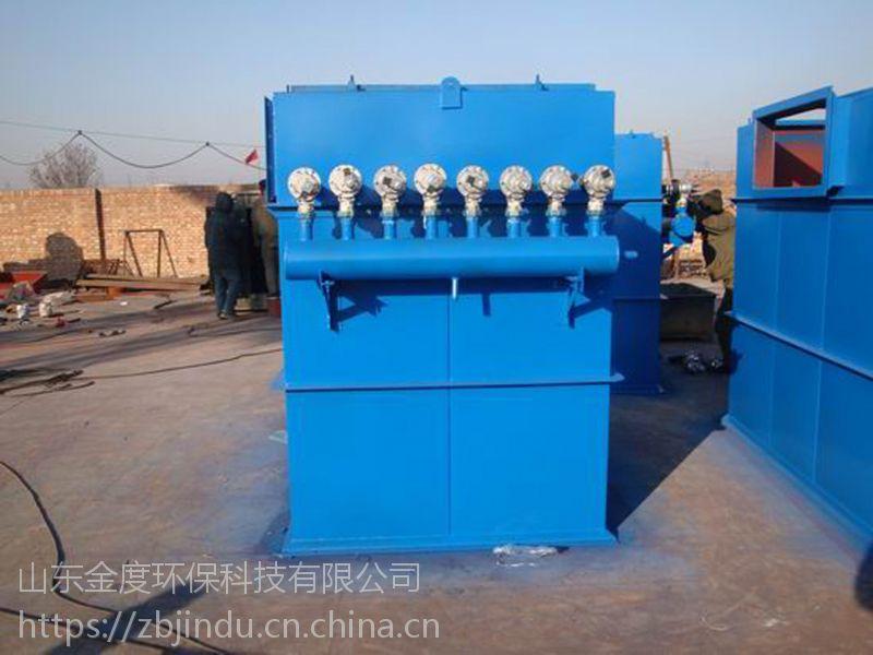 宁夏DMC脉冲布袋除尘器供应丨高效除尘设备价格