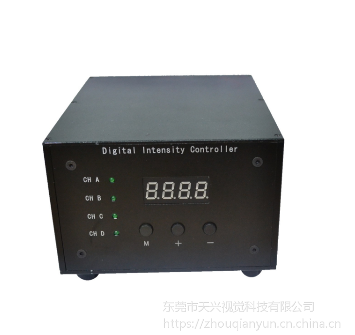TX LED光源机器自动化视觉检测 大功率2/4通道数字控制器