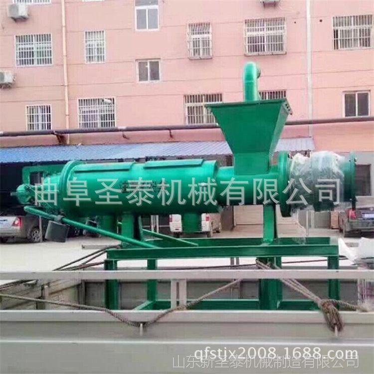 热销产品 300型自动进料固液分离机 污泥处理机