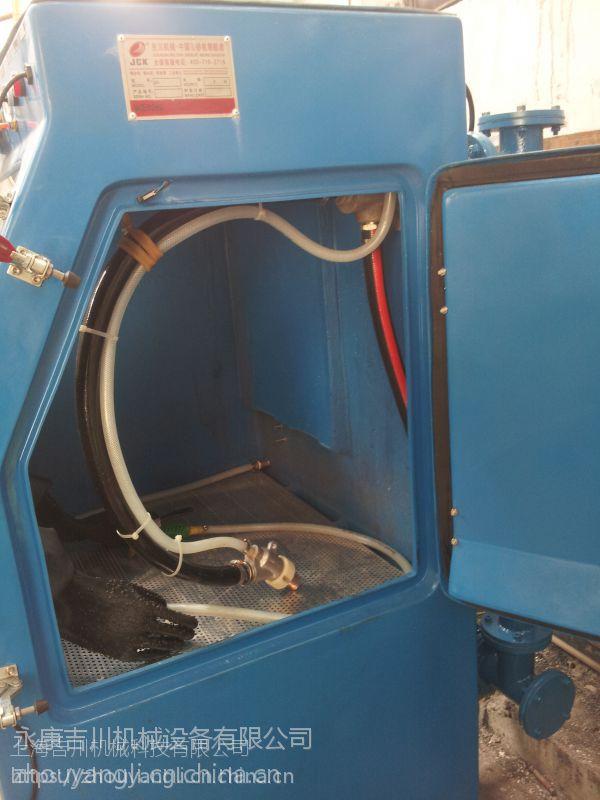 液体湿式喷砂机生产厂家