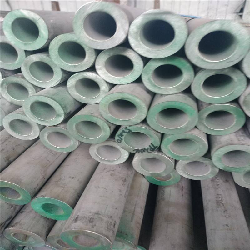 济南亮面不锈钢管TP316Ti 406*10多少钱一公斤