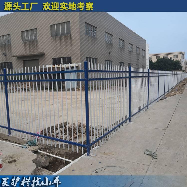海口公园金属栏杆厂家 海南铁艺围栏多少钱一米 三亚铁栅栏报价