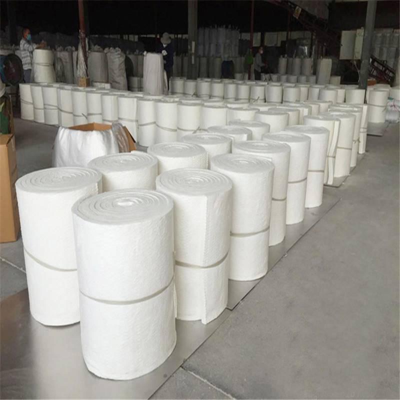 经销硅酸铝毡 环保硅酸铝卷毡