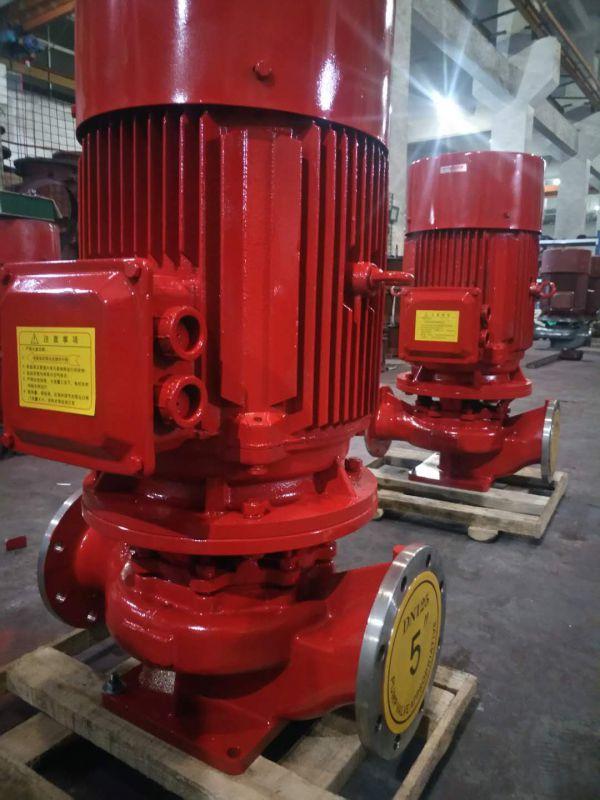 上海厂家特价单级消防泵XBD6.5/25-100L批发室内消火栓泵,加压泵