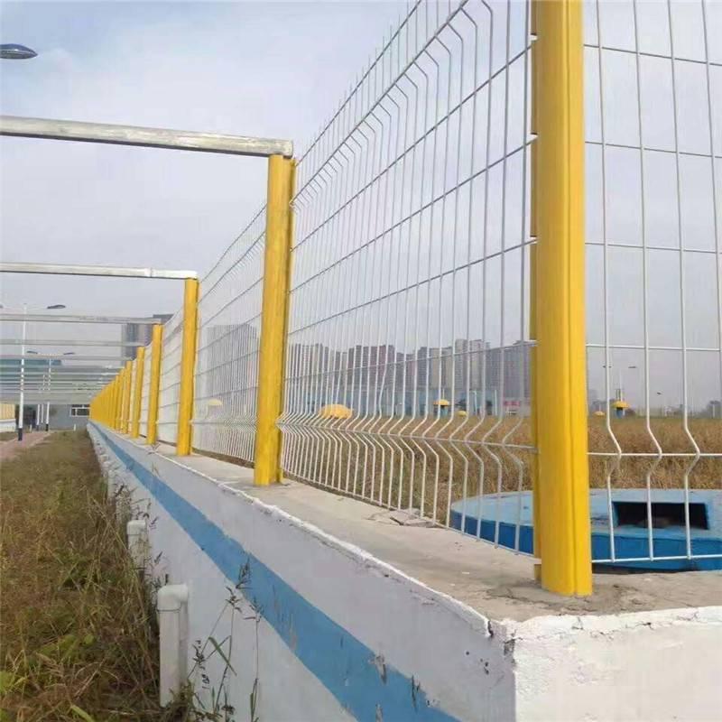 围墙栅栏多少钱 学校围墙护栏价格 养殖场围栏网