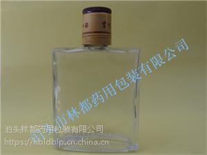 徐州江苏林都供应100毫升钠钙玻璃酒瓶