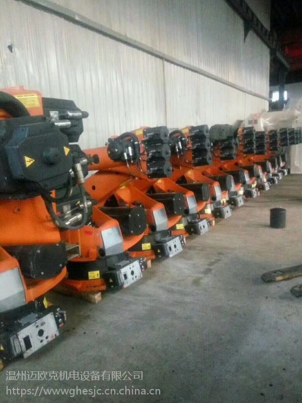 出售库卡六轴机器人VKR150,VKR180