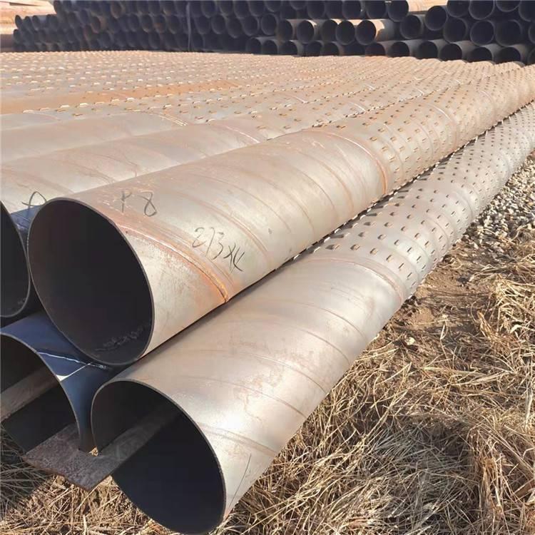 安徽高强度桥式滤水管DN600的一米价格 井壁管厂家