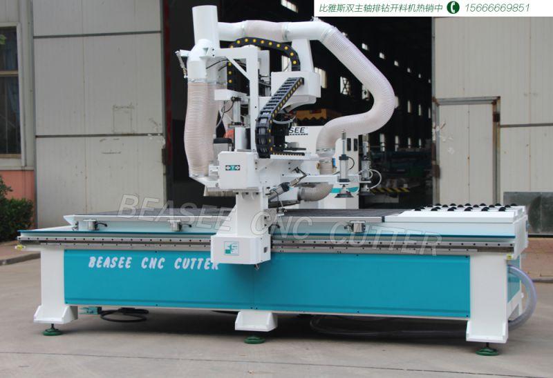 合肥市多工序雕刻机 三工序数控开料机