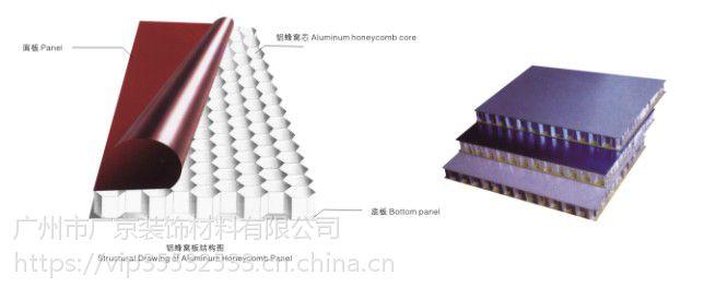 供应铝蜂窝板隔断铝蜂窝板幕墙厂家