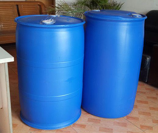 山东200L单L环塑料桶 河北200升双闭口塑料桶 200kg化工塑料桶厂家(HDPE材质)