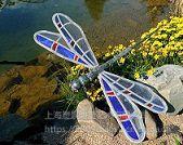 深圳不锈钢蜻蜓雕塑定制厂家