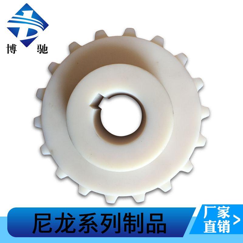 MC含油尼龙齿轮加工 0.5模数100齿小模数齿轮加工 耐磨高精齿轮