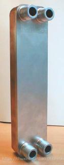 桑德斯钎焊式换热器设计制造